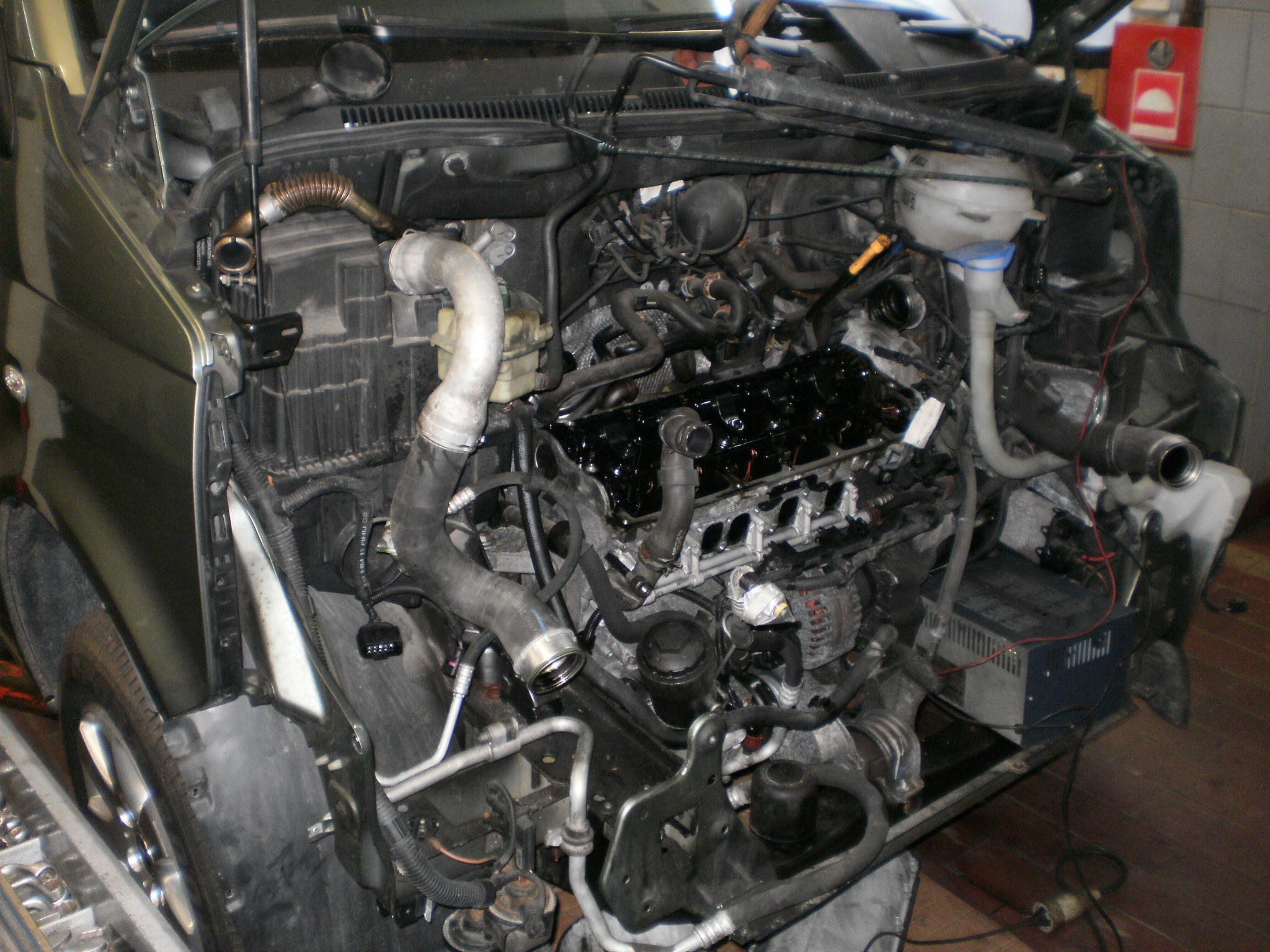 Motorinstandsetzung Auto-Motor Roland Domeyer